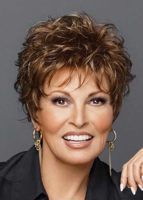 Short Brown Ladies Wig | Raquel Welch Signature Collection Wigs