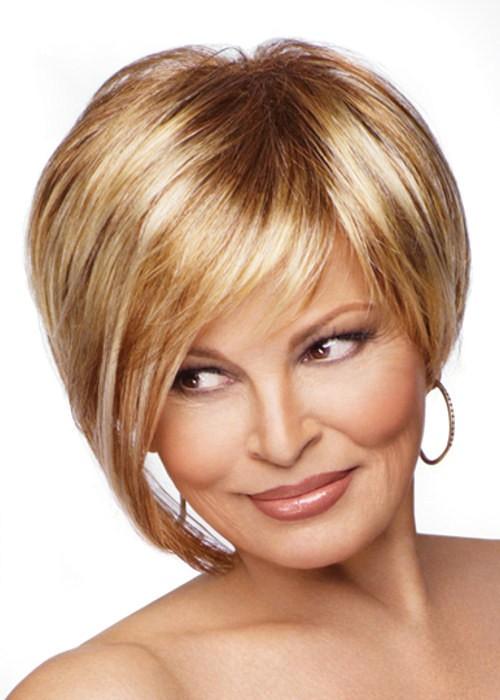 Raquel Welch Straight Blonde Wig | Luxury Ladies Wigs Online