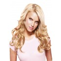 Long Wavy Clip-In Hair Extensions