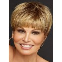 Raquel Welch Short Blonde Wig For Women