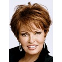 Very Short Blonde Ladies Wig By Raquel Welch