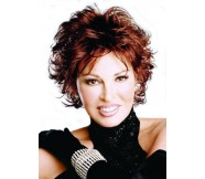 Raquel Welch Short Red Natural Womens Wig