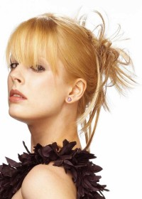 Blonde Luxury Ladies Hairpiece
