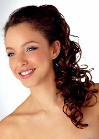 Easy To Apply Clip in Ponytail