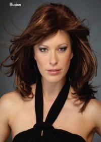Inspired Wavy Shoulder Length Womens Wig