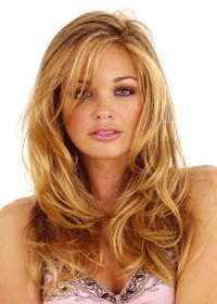Long Blonde Womens Wig