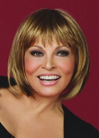 Raquel Welch Dark Blonde Ladies Bob Wig