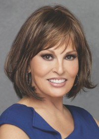 Raquel Welch Brown Ladies Bob Wig