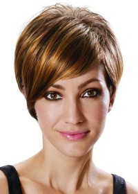 Tru2Life Very Short Ladies Blonde Wig