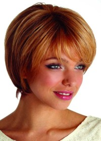 High Quality Blonde Lace Front Wig